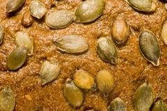 σπόροι κολοκύθας ψωμιού Στοκ Εικόνες