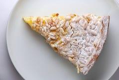 σπόρος πεύκων κρέμας κέικ Στοκ εικόνα με δικαίωμα ελεύθερης χρήσης
