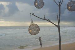 Σρι Λάνκα Στοκ Εικόνα