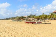 Σρι Λάνκα. Negombo. Στοκ Εικόνες