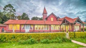 Σρι Λάνκα, Nuwara Eliya: αποικιακό βρετανικό ταχυδρομείο Στοκ Εικόνες
