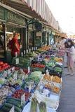 Στάβλος Βιέννη Naschmarkt Στοκ Εικόνα