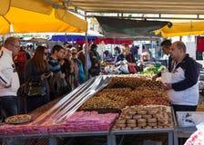Στάβλος αγοράς στη Μάλτα Στοκ Εικόνες