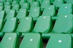 στάδιο καθισμάτων Στοκ εικόνες με δικαίωμα ελεύθερης χρήσης