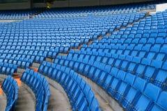 στάδιο καθισμάτων Στοκ Φωτογραφίες