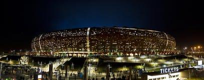 στάδιο ποδοσφαίρου πόλ&epsilo Στοκ φωτογραφία με δικαίωμα ελεύθερης χρήσης