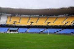 στάδιο ποδοσφαίρου Στοκ Εικόνα