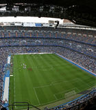 στάδιο ποδοσφαίρου Στοκ εικόνες με δικαίωμα ελεύθερης χρήσης