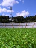 στάδιο ποδοσφαίρου Στοκ φωτογραφία με δικαίωμα ελεύθερης χρήσης