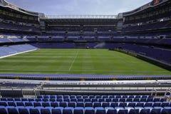Στάδιο της Real Madrid Στοκ Φωτογραφία