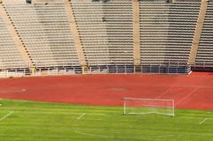 στάδιο του Γιοχάνεσμπουργκ ποδοσφαίρου Στοκ Εικόνες