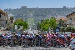 Στάδιο 2 Giro δ Ιταλία του 2018 στοκ εικόνα με δικαίωμα ελεύθερης χρήσης