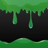 Στάζοντας slime χωρίς ραφή επαναλαμβανόμενο ελεύθερη απεικόνιση δικαιώματος