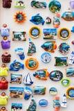 στάση αναμνηστικών θάλασσ&alph Στοκ φωτογραφίες με δικαίωμα ελεύθερης χρήσης