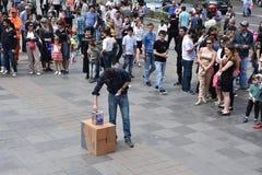 Στάση ανθρώπων Στοκ φωτογραφίες με δικαίωμα ελεύθερης χρήσης