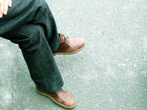 Στάση ατόμων Στοκ φωτογραφία με δικαίωμα ελεύθερης χρήσης