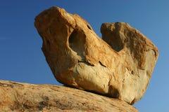 στάση βράχου Στοκ φωτογραφία με δικαίωμα ελεύθερης χρήσης