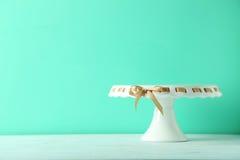 Στάση κέικ Στοκ εικόνα με δικαίωμα ελεύθερης χρήσης