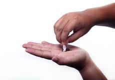 στάση καπνού 2 Στοκ φωτογραφία με δικαίωμα ελεύθερης χρήσης