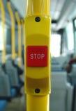 στάση κουμπιών Στοκ φωτογραφίες με δικαίωμα ελεύθερης χρήσης