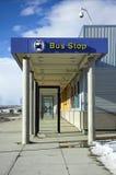στάση λεωφορείου Στοκ εικόνα με δικαίωμα ελεύθερης χρήσης