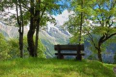 στάση υπολοίπου βουνών Στοκ φωτογραφία με δικαίωμα ελεύθερης χρήσης
