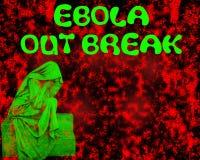 Στάση Ebola Στοκ Εικόνες