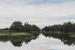 στάσιμο ύδωρ Στοκ φωτογραφίες με δικαίωμα ελεύθερης χρήσης