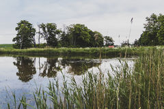 στάσιμο ύδωρ Στοκ εικόνα με δικαίωμα ελεύθερης χρήσης