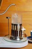 Στάλαγμα καφέ στοκ φωτογραφία με δικαίωμα ελεύθερης χρήσης