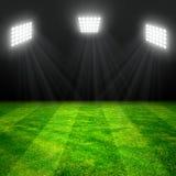 στάδιο ποδοσφαίρου του Παρισιού 01 πόλεων Στοκ εικόνα με δικαίωμα ελεύθερης χρήσης