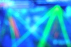 στάδιο φωτισμού θαμπάδων Στοκ φωτογραφία με δικαίωμα ελεύθερης χρήσης
