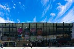 Στάδιο Etihad στο Docklands, Μελβούρνη στοκ φωτογραφία