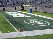 Στάδιο MetLife - γίγαντες των New York Jets Στοκ φωτογραφίες με δικαίωμα ελεύθερης χρήσης