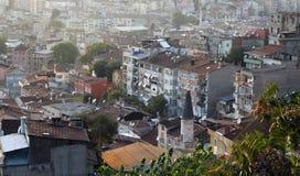 στέγες της Κωνσταντινούπ&o Στοκ φωτογραφίες με δικαίωμα ελεύθερης χρήσης
