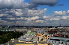 Στέγες Στοκ εικόνα με δικαίωμα ελεύθερης χρήσης