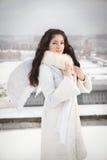 στέγη αγγέλου Στοκ εικόνα με δικαίωμα ελεύθερης χρήσης
