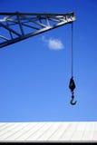 στέγη αγκιστριών Στοκ φωτογραφία με δικαίωμα ελεύθερης χρήσης