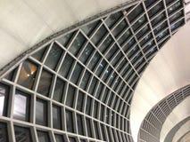 στέγη αερολιμένων Στοκ Φωτογραφία