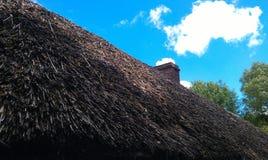Στέγη αχύρου Στοκ Εικόνες
