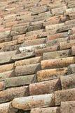 Στέγη βοτσάλων Στοκ φωτογραφίες με δικαίωμα ελεύθερης χρήσης
