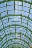 στέγη γυαλιού Στοκ εικόνα με δικαίωμα ελεύθερης χρήσης