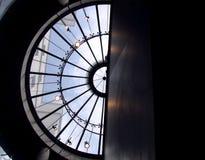 στέγη γυαλιού Στοκ Φωτογραφίες