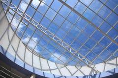 στέγη γυαλιού Στοκ Φωτογραφία