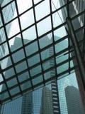 στέγη γυαλιού Στοκ φωτογραφία με δικαίωμα ελεύθερης χρήσης