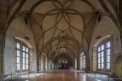 Στέγη εκκλησιών εσωτερική Αίθουσα εκκλησιών Στοκ φωτογραφίες με δικαίωμα ελεύθερης χρήσης