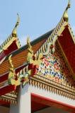 Ταϊλανδικός ναός Στοκ Εικόνες