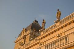 Στέγη θεάτρων Στοκ Εικόνες