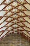 Στέγη καθεδρικών ναών Στοκ Φωτογραφίες