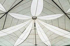 στέγη καμβά Στοκ Φωτογραφία
